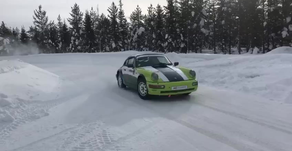 A huge dose of adrenaline from roaring engines and top handling on snow and ice is waiting...