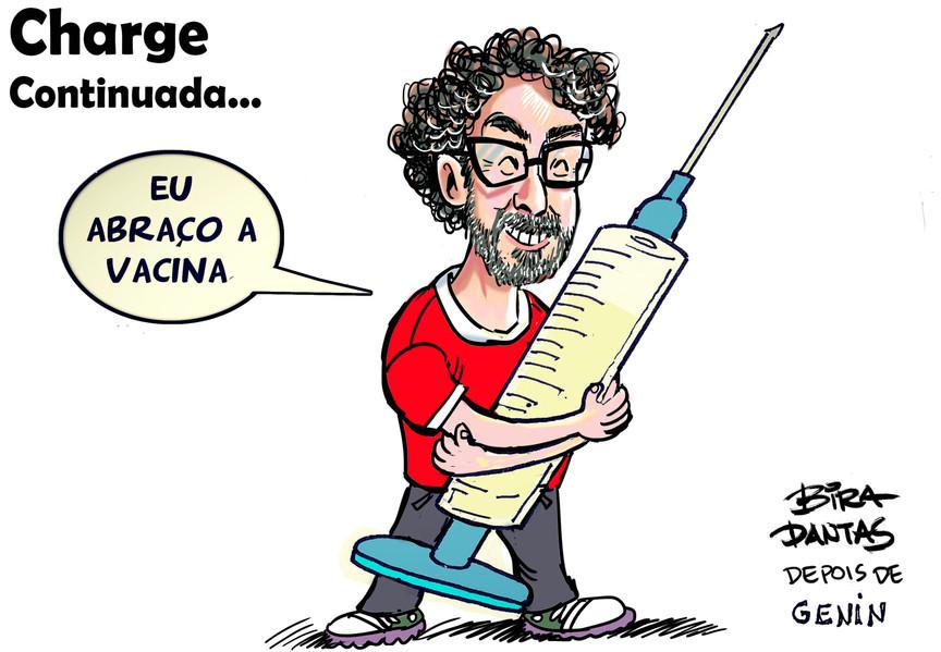 Abraço a Vacina - Bira  Dantas