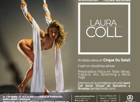 Workshop con Laura Coll