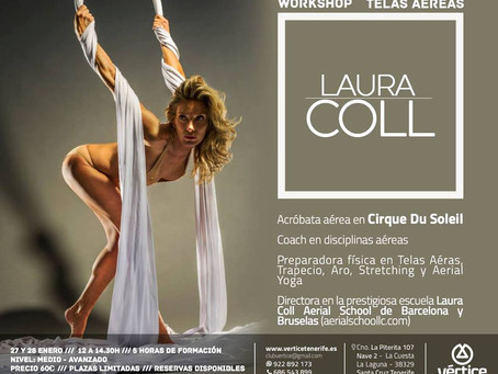Workshop con Laura Coll
