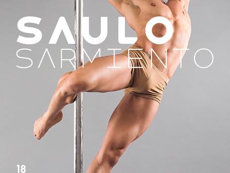 MasterClass Pole Dance con Saulo Sarmiento