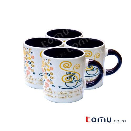 Espresso Cup Set of 4 (7635-PCM912F)