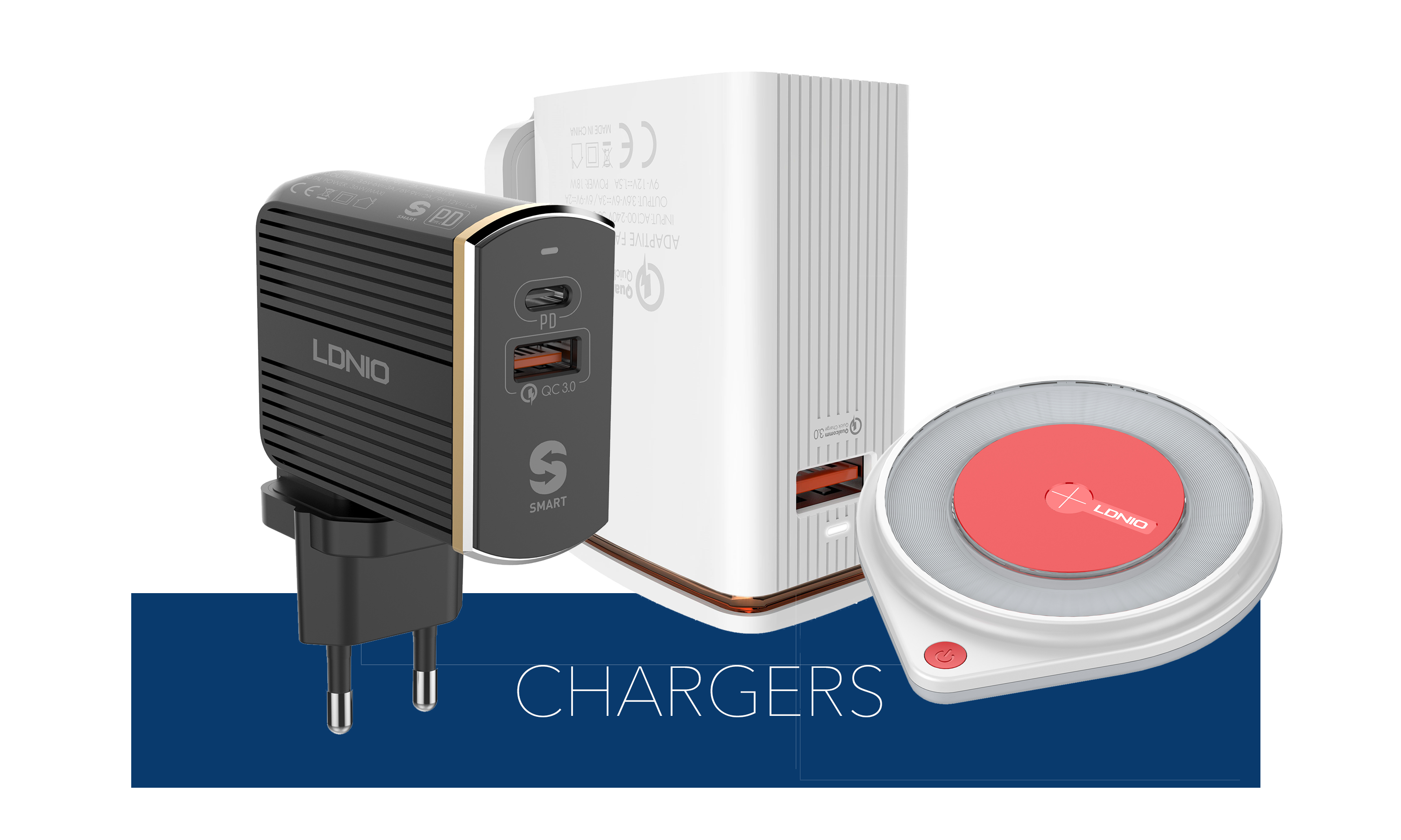 (CHARGERS) Button