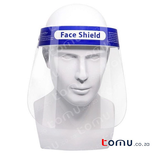 Face Shield - PEGT (Suitable for 1yr old Children - Adults)