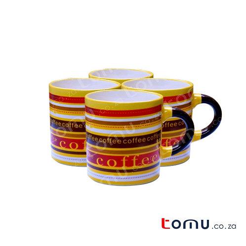 Espresso Cup Set of 4 (4226-PCM032F)