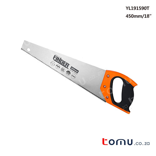 """FINDER Hand Saw (450mm/18"""") – YL191590T"""