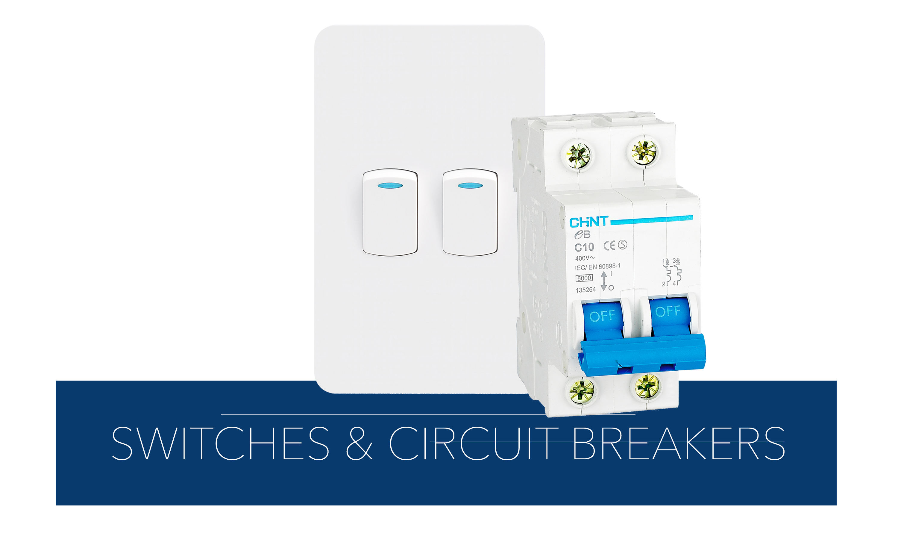 (SWITCH CIRCUIT BREAKERS) Button