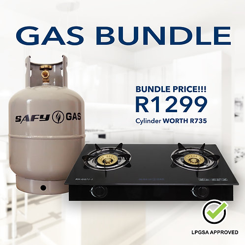 SAFY Gas Bundle