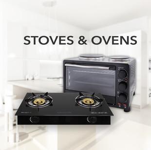 Stoves & Ovens