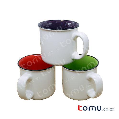 Ceramic Cup Set of 4 (160692)