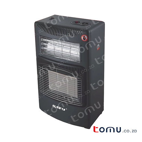 SAFY Mobile Electric & Gas Heater LQ-HE01A
