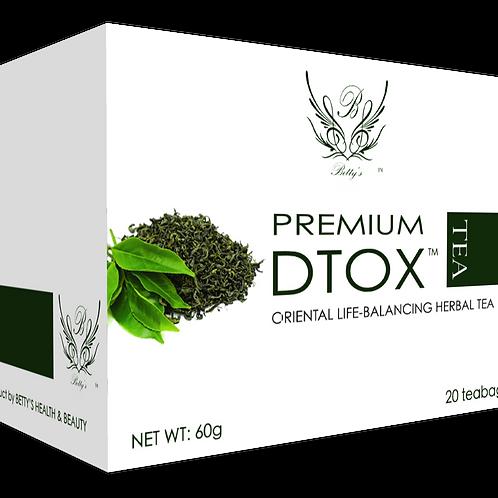 DTOX™ - TEA