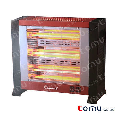 Condere Quartz Heater ZR-2102