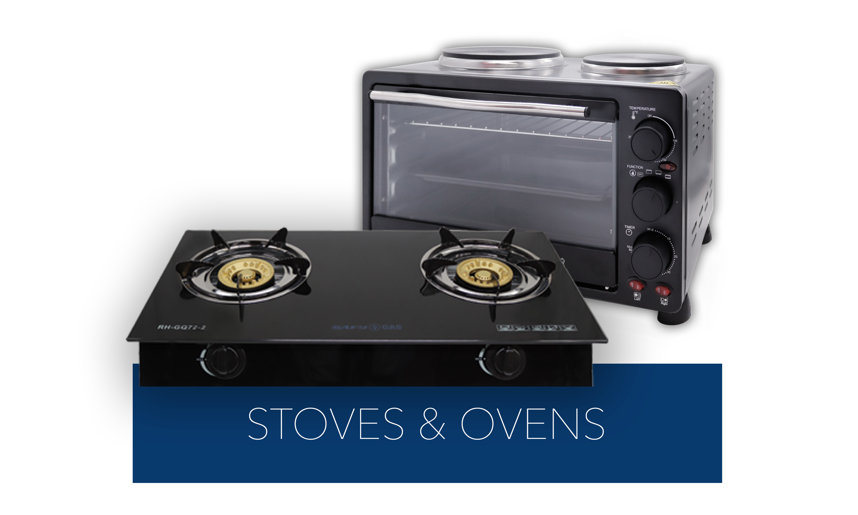(STOVES & OVENS) Button