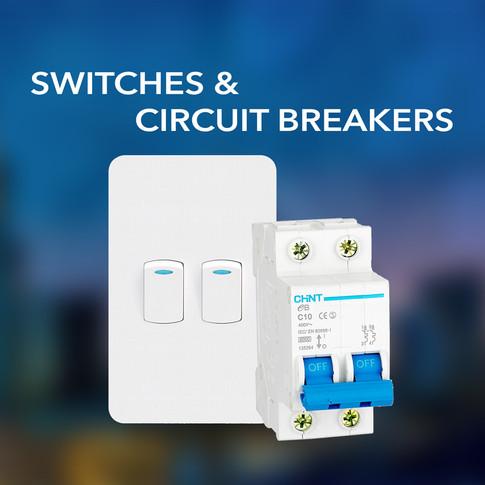 Switches & Circuit Breakers