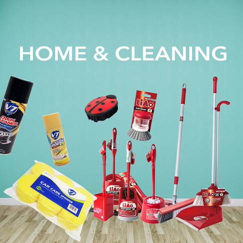 Home & Cleaning
