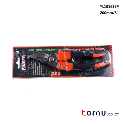 FINDER – Pruner secateurs (200mm/8'') – 191639