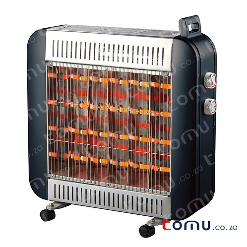 Condere 2 in 1 Quartz Heater/Humidifier ZR-2005