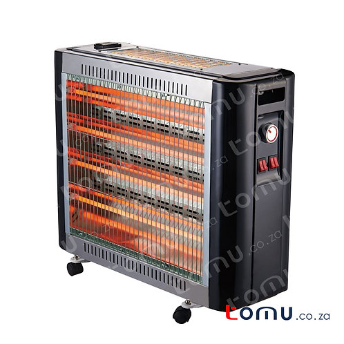 Condere 2 in 1 Quartz Heater/Humidifier  ZR-2115