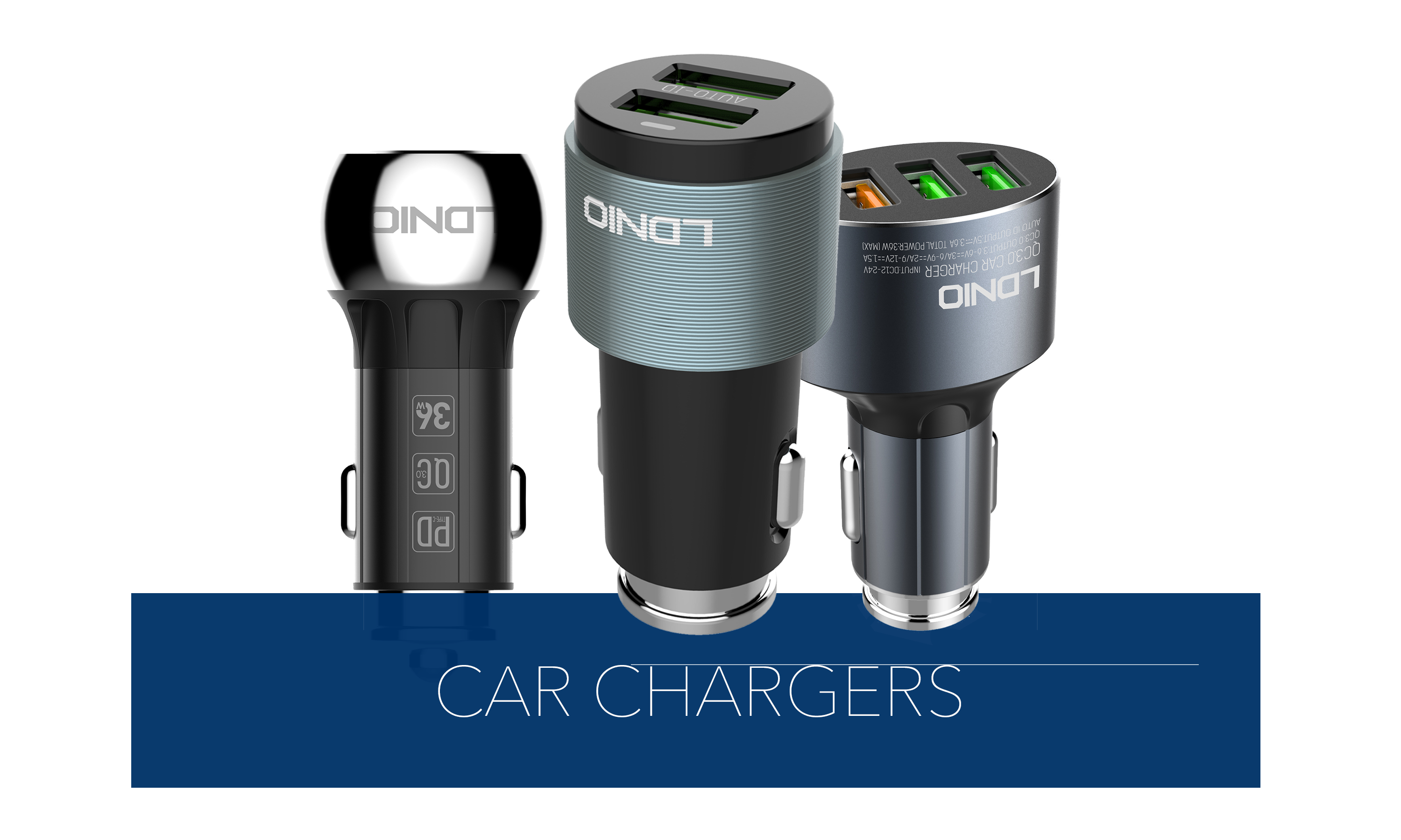 (CAR CHARGERS) Button