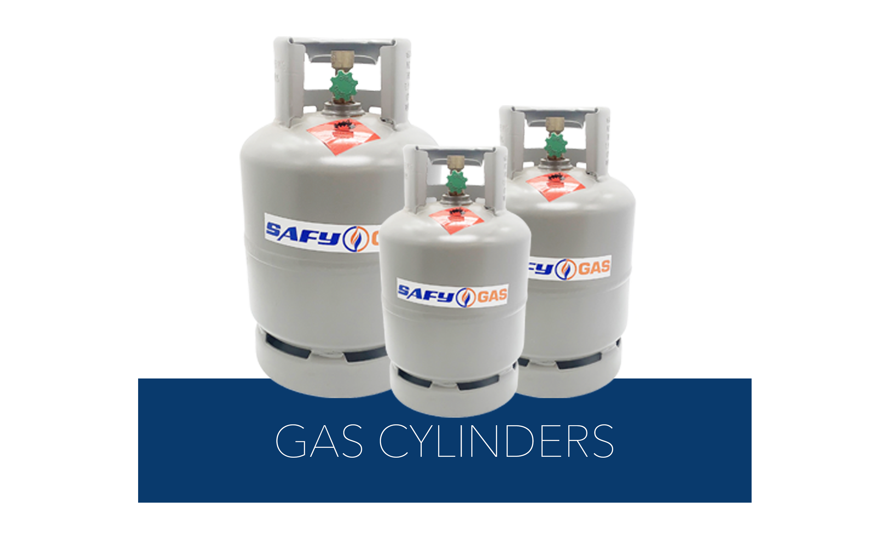 (GAS CYLINDERS) Button