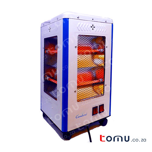 Condere Quartz Heater ZR-2003