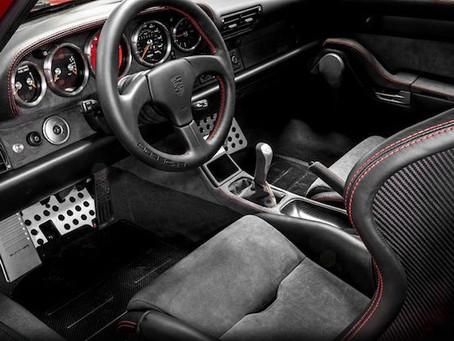 Clean Customs! The Porsche 993 By Gunther Werks