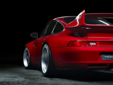 Gunter Werks' Sports Car Reimagines The Porsche 993