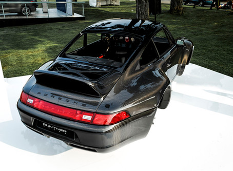 GUNTHER WERKS REVEALS CARBON EXOSKELTON AND SPORT TOURING MODEL AT THE QUAIL, A MOTORSPORTS GATHERIN