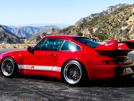 Video: Behind the Wheel of Gunther Werks' $600k Modified Porsche 911