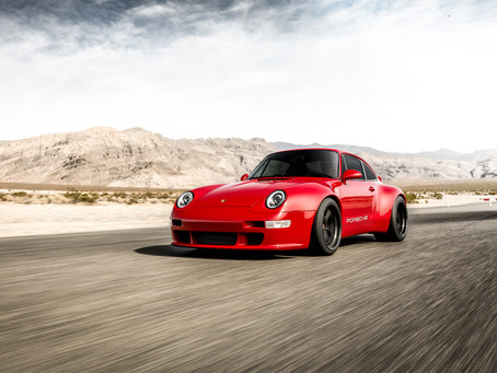 ONE SECOND FASTER LAP TIME THAN THE 911 GT3
