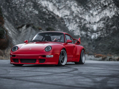 This Is The Widest 993 Porsche 911 We've Ever Seen