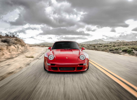 The $500,000 Gunther Werks Is Like Porsche's Greatest Hits In One Car