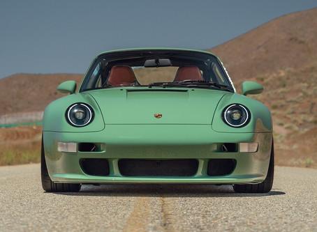 Track Test: Porsche 993 Remastered by Gunther Werks