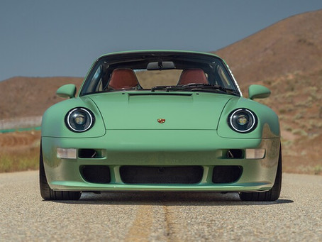Track Test: Porsche 993 Remastered by Gunther Werks