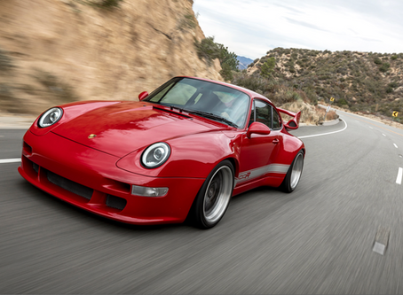 First Drive: Gunther Werks. Another New World take on an old-school 911