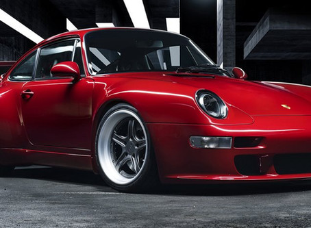 Gunther Werks Begins Production Of Porsche 993, Just 25 To Be Built