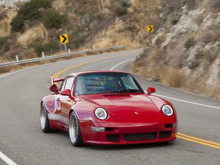 If Porsche Still Built the 993