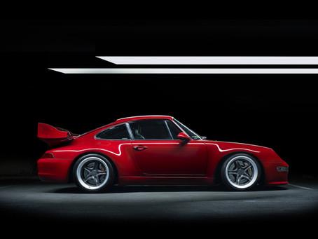 Gunther Werks Reimagines the Porsche 993