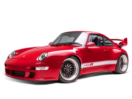 Gunther Werks: si Porsche hubiera construido un 993 GT3 RS, habría sido como esta joya