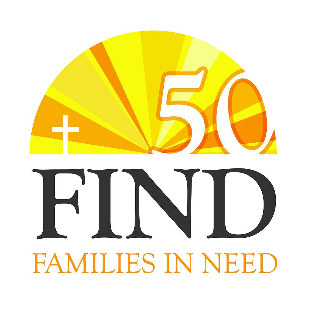 Find 50 Logo