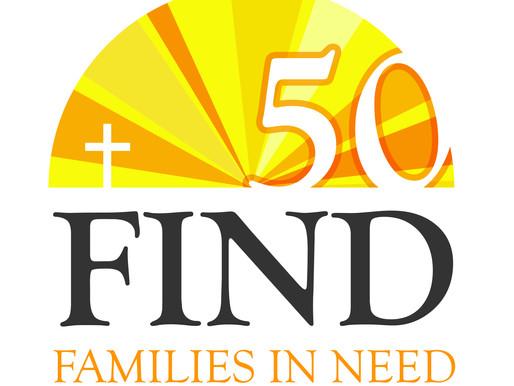 FIND 50 Lifeline Appeal