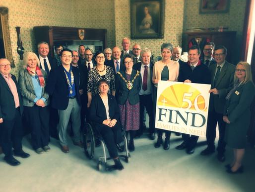 Mayor of Ipswich hosts breakfast for public launch of £100,000 lifeline appeal