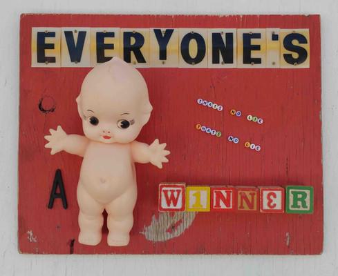 WINNER (WORD PLAY series 2) $SOLD