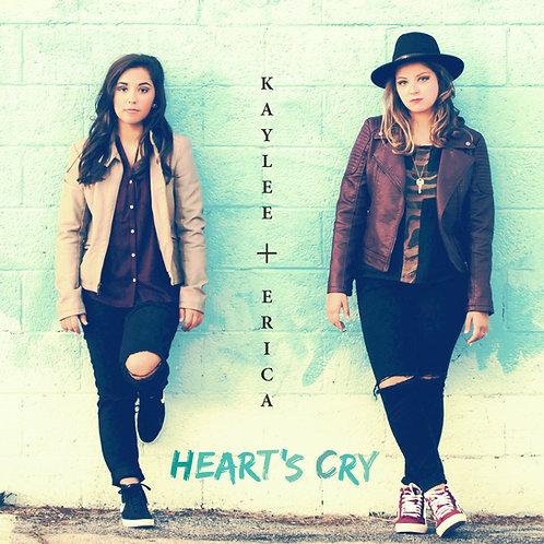 HEART'S CRY | cd [physical copy]