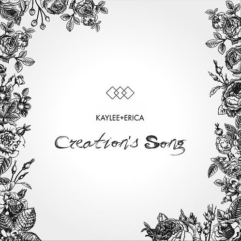 CREATION'S SONG - EP | cd [physical copy]