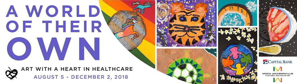 Art with a Heart in Healthcare Patient Exhibition 2018