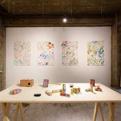 Ryosuke Exhibition 2015 at A.B.S.