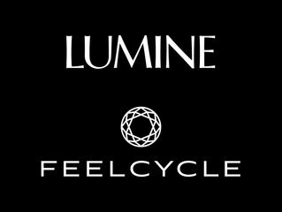 「LUMINE meets FEELCYCLE」いままでにない【日本初のフィットネス空間】2日間限定でNEWoMan SHINJUKU に登場!