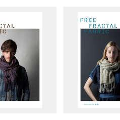 Free Fractal Fabric